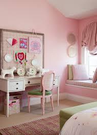 Pink Desk For Girls Bulletin Board Panels In Dresser Desk For Bedroom And Pink