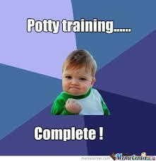 Potty Training Memes - potty training baby by musarocks meme center