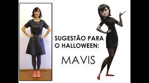 Mavis Hotel Transylvania Halloween Costume Halloween Mavis Hair Simbora Maquiar