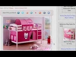 Bunk Beds For Kids Angel Cat Sugar By Hello Kitty YouTube - Hello kitty bunk beds