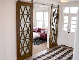 barn door interior sliding doors unique on sliding closet doors