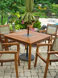 Patio Dining Table Set - teak wood outdoor dining tables image of teak outdoor dining