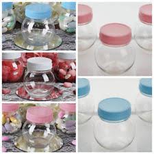 wedding favor jars plastic jar wedding favors ebay