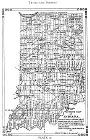 Blank Map Of The Us by History Elkhart County Surveyor