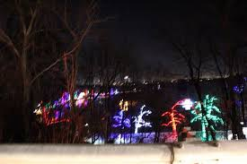 festival of lights niagara falls a view of the lighted lake picture of winter festival of lights
