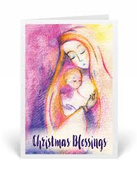 vintage watercolor christian cards 3156 ministry