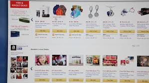 amazon black friday deals web site new york sept 9 shopping online on amazon website on september