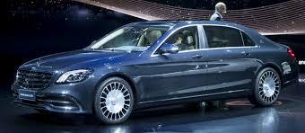 s class 2018 mercedes u0027 lavish limousine the week portfolio