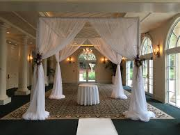 wedding arches with lights creativity with pipe and drape four amazing ideas gabro event