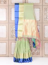 pista green color silk saree g3 wsa23874 g3fashion com