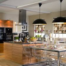 Large Kitchen Lights by Hanging Lights Over Kitchen Island House Interior And Furniture