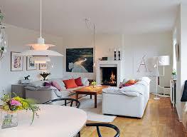 Light And Stylish Scandinavian Living Room Designs - Scandinavian design living room