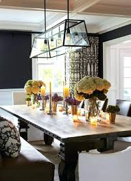 dining table traditional dining room light fixtures pendant