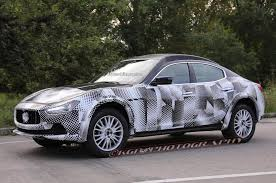 aston martin suv report maserati won u0027t build suv smaller than levante