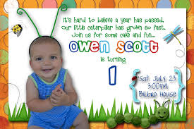 1st birthday invitation wording ideas amazing invitations cards
