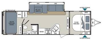 dutchmen rv floor plans dutchmen aerolite 292dbhs rvs for sale camping world rv sales