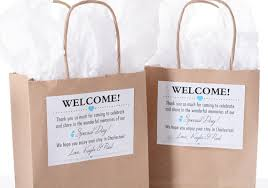 welcome bags for wedding hotel wedding welcome bags 25 out of town welcome bags hotel