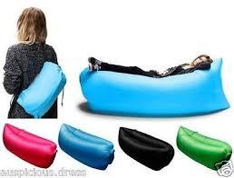 bean bag sleeping lazy lounger beach inflatable air bag sofa