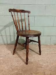 antique set six victorian ibex kitchen chairs c1890 antiques atlas