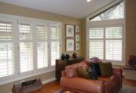 Vertical Wooden Blinds Charming Wooden Blinds In Living Room From Traditional By Wood