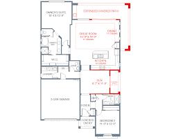 The Retreat Floor Plans Retreat At Rimrock At Pronghorn Ranch Mandalay Homes