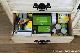 diy coffee bar buffet dresser hometalk