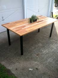 hand made hardwood flooring table by timber u0026 ore custommade com