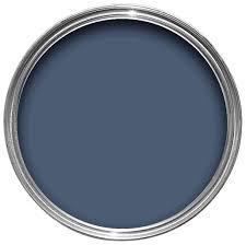 Blue Paint Swatches Dulux Timeless Classics Breton Blue Matt Emulsion Paint 2 5l