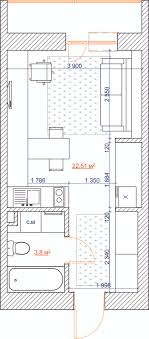 metre to square feet 4 inspiring home designs under 300 square feet with floor plans