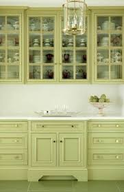 Kitchens With Green Cabinets by Images Of Green Kitchen Cabinets Painted Green Kitchen Cabinets
