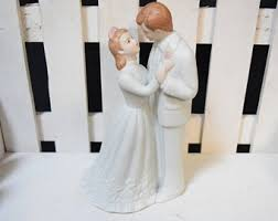 traditional wedding cake toppers vintage wedding cake toppers etsy