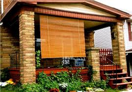 Roll Up Outdoor Blinds Outdoor Bamboo Roll Up Blinds Bamboo Roll Up Blinds On A Closet