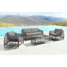 Modern Outdoor Coffee Table Wilmer Outdoor Arm Chair Eurway Modern Furniture