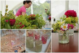 wedding flowers jam jars how to make your own jam jar flowers