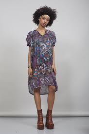 coloured dress vintage 70 s multi coloured floral boho indian dress