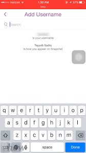 how to find and add people someone on snapchat