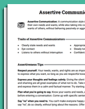 communication worksheets therapist aid