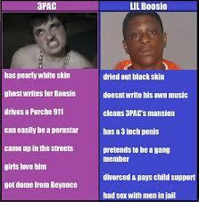 Lil Boosie Memes - 3pac vs lil boosie son 3pac know your meme