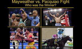 Pacquiao Mayweather Memes - mayweather vs pacquiao fight meme winner steemit