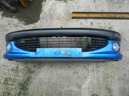 used peugeot 206 cc peugeot 206 cc blue front bumper english