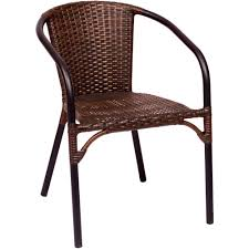 Stacking Dining Chairs by Brown Outdoor Restaurant Chairs Brown Outdoor Dining Chairs