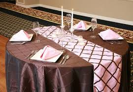 linen tablecloth rental big tent events table linen rentals chicago and suburbs big tent