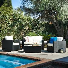 Wicker Deep Seating Patio Furniture by 8 Cheap Ish Patio Furniture U201cconversation Sets U201d Under 900