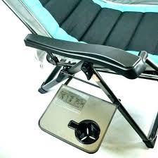 Zero Gravity Chair With Side Table Timber Ridge Zero Gravity Chair Smc