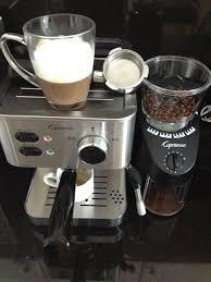 Burr Coffee Grinder Bed Bath And Beyond Inspiringkitchen Com Home Barista Capresso Espresso