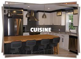 armoires de cuisine qu饕ec réalisation armoires de cuisine salle de bain meubles sur mesure