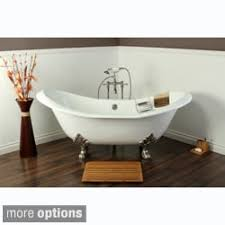 Double Apron Bathtub Soaking Tubs Shop The Best Deals For Nov 2017 Overstock Com