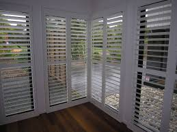 interior style with plantation shutters