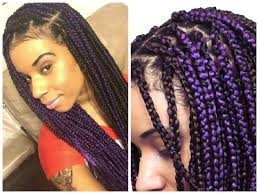 braided extenions hairstyles 1 simple way you can limit breakage while wearing box braid extensions