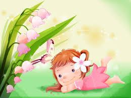 wallpaper for desktop of cartoons cute cartoon wallpapers for girls 46 images